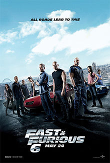 Greiti ir įsiutę 6 / Форсаж 6 /The Fast and the Furious 6 (2013)