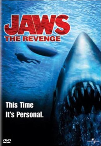 Nasrai. Kerštas / Jaws 4: The Revenge (1987)