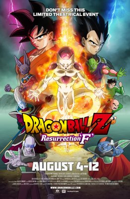 Dragon Ball Z: Resurrection F (2015) online