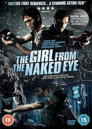 Mergina iš Nuogosios Akies / The Girl from the Naked Eye (2012) online