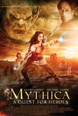 Mythica: A Quest for Heroes (2015) online