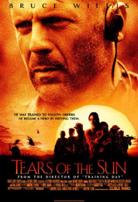 Saulės ašaros / Tears of the Sun (2003) online