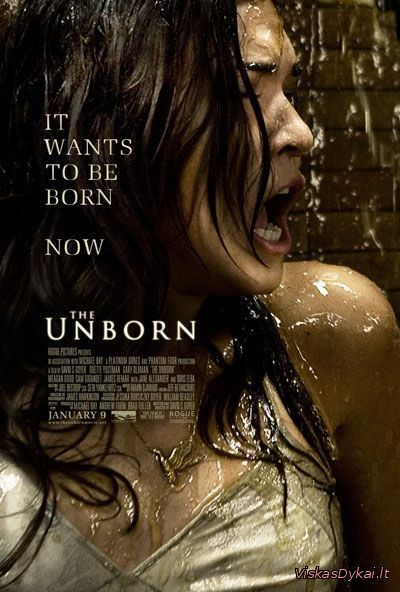 Prakeiksmas / The Unborn UNRATED (2009) online