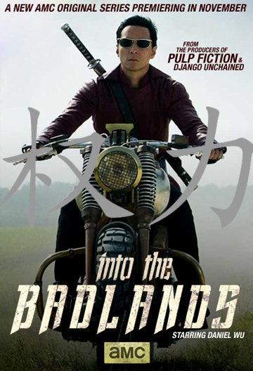 Into the Badlands (1 sezonas) (2015) online