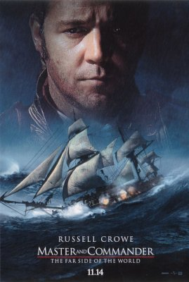 Komandoras: tolimoji pasaulio pusė / Master and Commander: The Far Side of the World (2003)