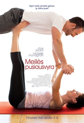 Meilės pusiausvyra / Playing it Cool (2014) online