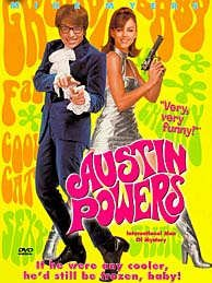 Ostinas Pauersas - tarptautinis šnipas / Austin Powers: International Man of Mystery (1997)