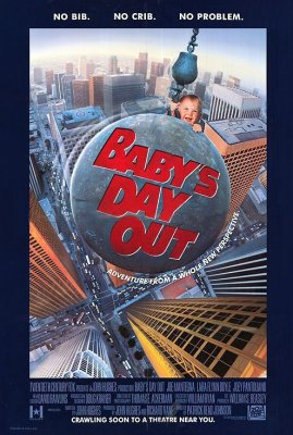 Mažylio Atostogos / Baby's Day Out (1994) Online