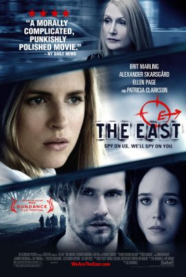 Rytai / The East (2013) online