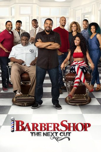 Barbershop: The Next Cut (2016) online