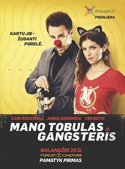 Mano tobulas gangsteris / Mr. Right (2016) online