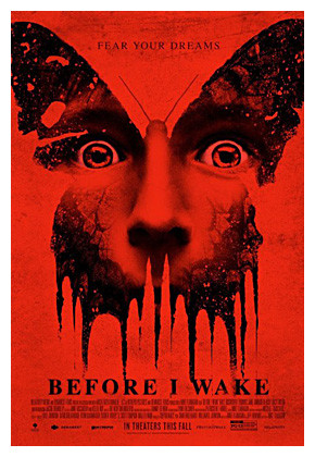 Sapnų demonai / Before I Wake (2016) online