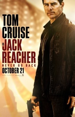 Džekas Ryčeris: Nesidairyk atgal / Jack Reacher: Never Go Back (2016) online