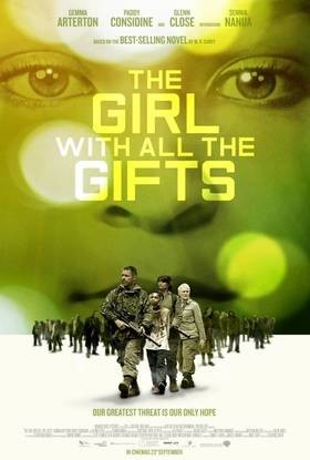 Naujoji Karta Z / The Girl With All The Gifts (2016) Online