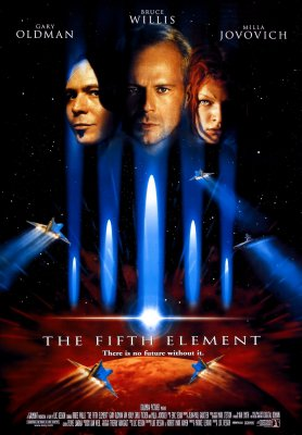 Penktasis elementas / The Fifth Element (1997) online