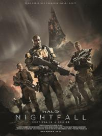 Halo: Nightfall / Halo: Сумерки (2016) online