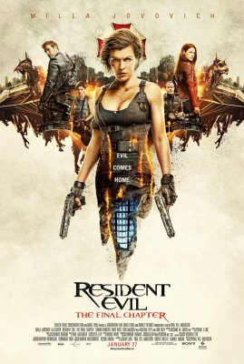 Absoliutus blogis: Pabaiga / Resident Evil: The Final Chapter (2016) online