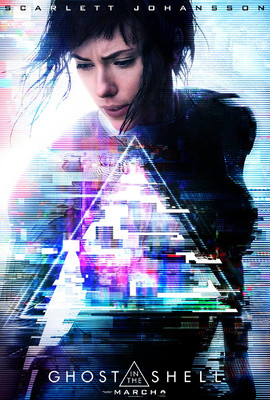 Dvasia šarvuose / Ghost in the Shell (2017) online