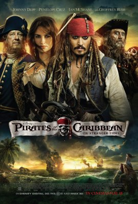 Karibų piratai: ant keistų bangų / Pirates of the Caribbean 4: On Stranger Tides (2011)online