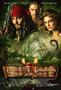 Karibų piratai: numirėlio skrynia / Pirates of the Caribbean: Dead Man's Chest (2006)