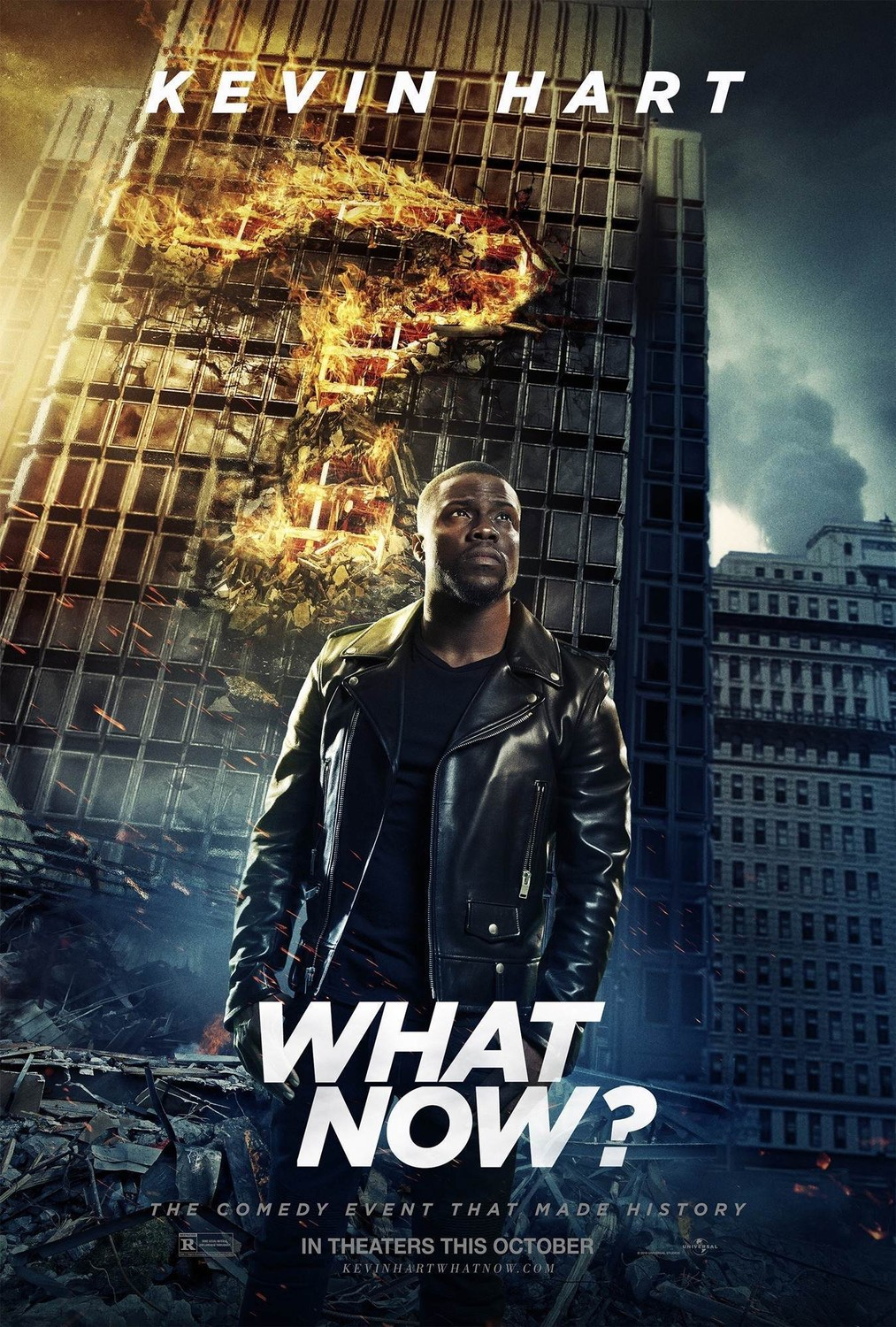 Kevinas Hartas: Kas toliau / Kevin Hart: What Now? (2016)