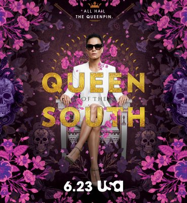 Pietų karalienė / Queen of the South (1 sezonas) (2016)