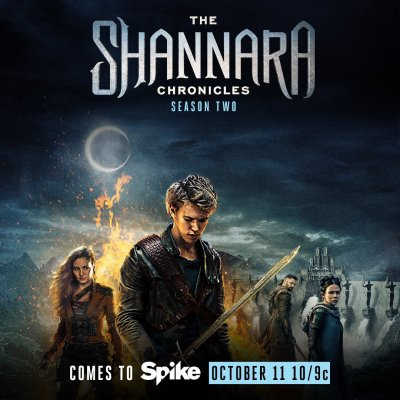 Šanaros kronikos / The Shannara Chronicles (2 Sezonas) (2017)