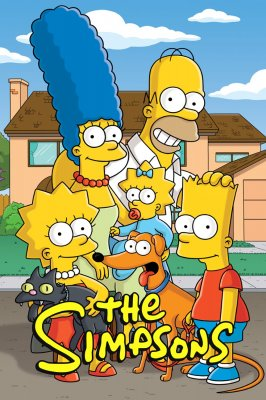 Simpsonai / The Simpsons (29 Sezonas) (2017)
