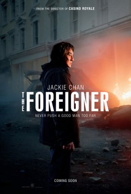 Svetimšalis / The Foreigner (2017)