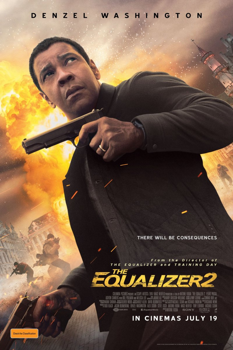 Ekvalaizeris 2 / The Equalizer 2 (2018) online