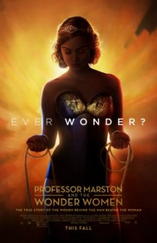 Profesorius Marstonas ir Nuostabioji Moteris / Professor Marston and the Wonder Women(2017)