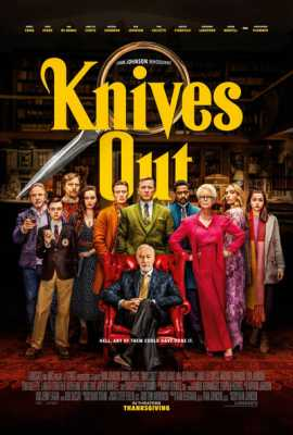 Ištraukti Peiliai / Knives Out (2019) Online