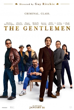 Džentelmenai / The Gentlemen (2019) online