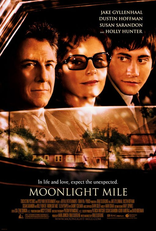 Mėnesienos mylia / Moonlight Mile (2002)