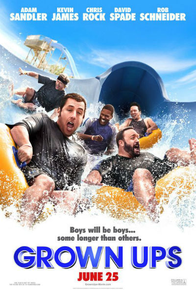 Nebrendylos / Grown Ups (2010) online