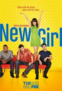 Naujokė 1 Sezonas / New Girl 1 Season (2011)
