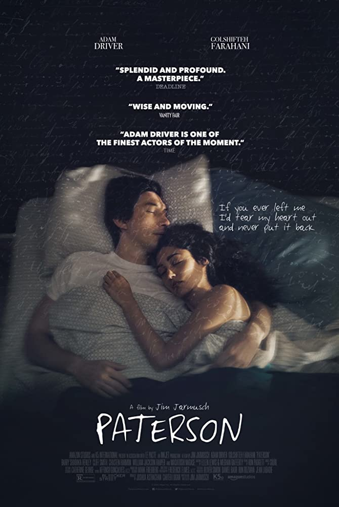 Patersonas / Paterson (2016) online