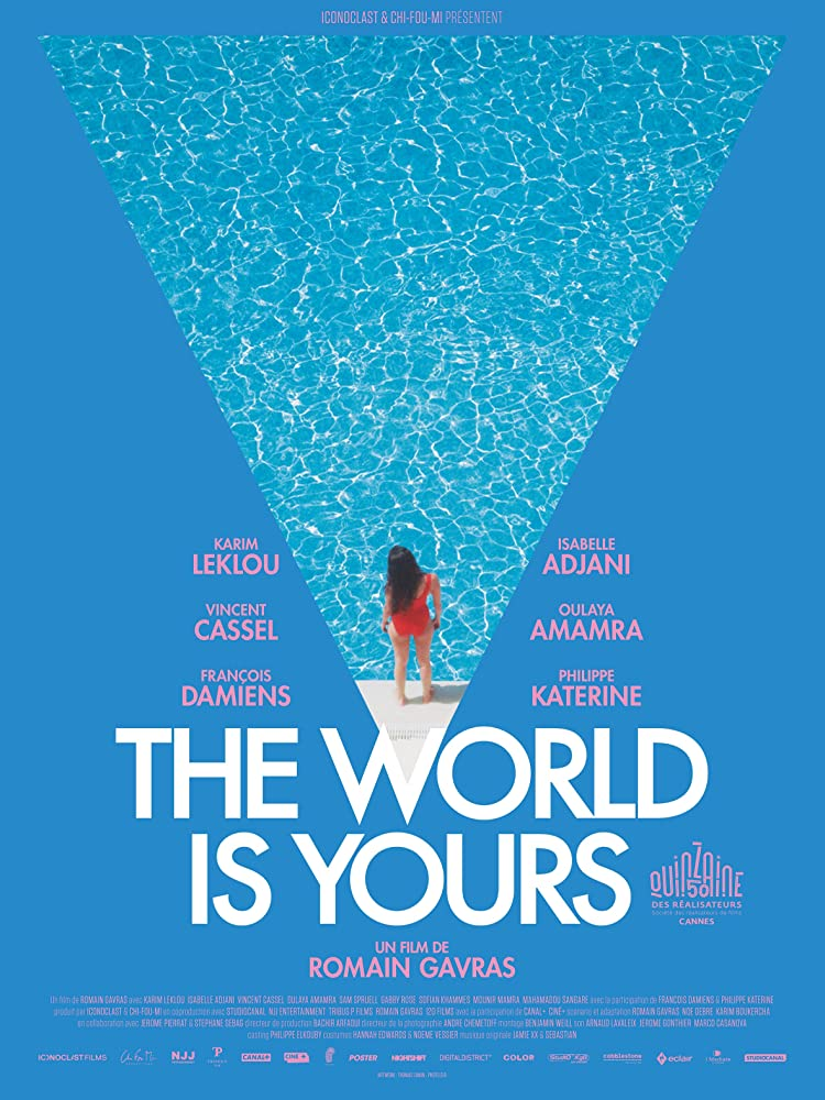 Pasaulis priklauso tau / The World Is Yours (2018)