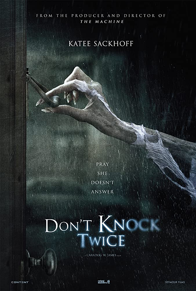 Nesibelsk du kart / Don't Knock Twice (2016)