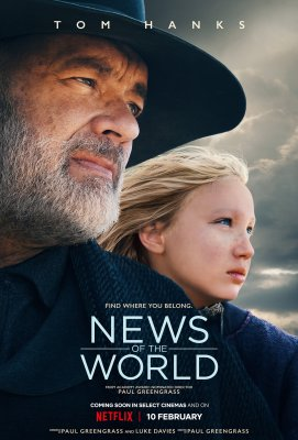 Pasaulio naujienos / News of the World (2020)
