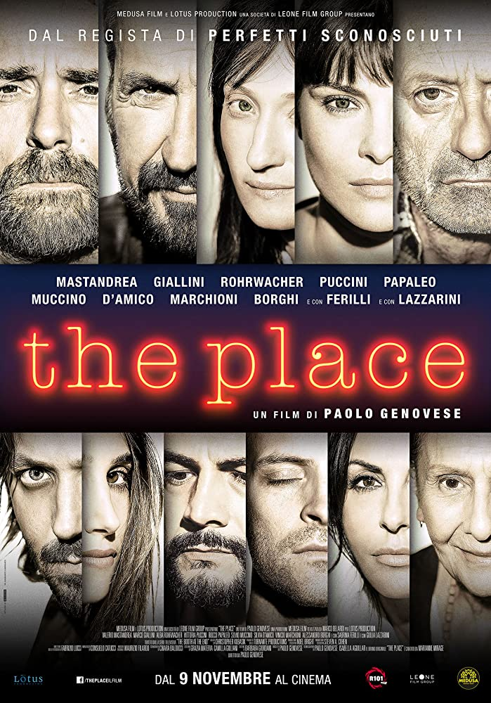 Šventa vieta / The Place (2017)